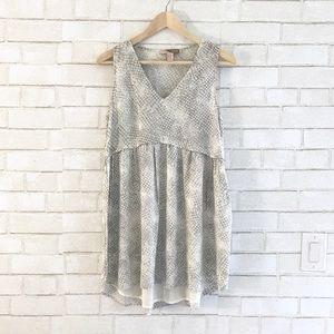Flowy Summer Dress - Flowy Mini Dress